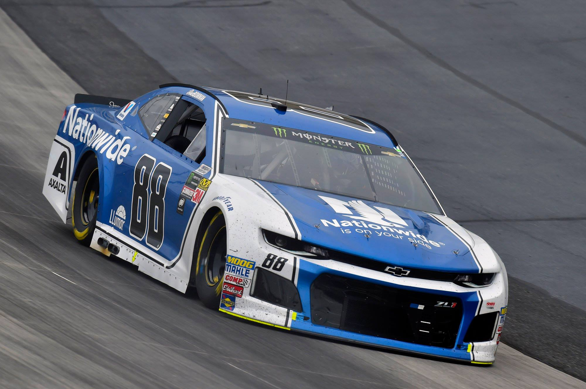 Alex Bowman - NASCAR Cup Series