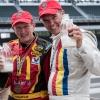 Bill Elliott and Ray Evernham in 2017