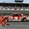 Bill Elliott at Daytona International Speedway