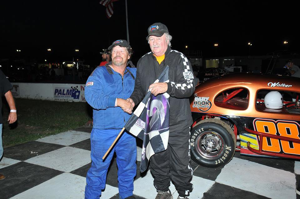 Bob Walker wins at Myrtle Beach