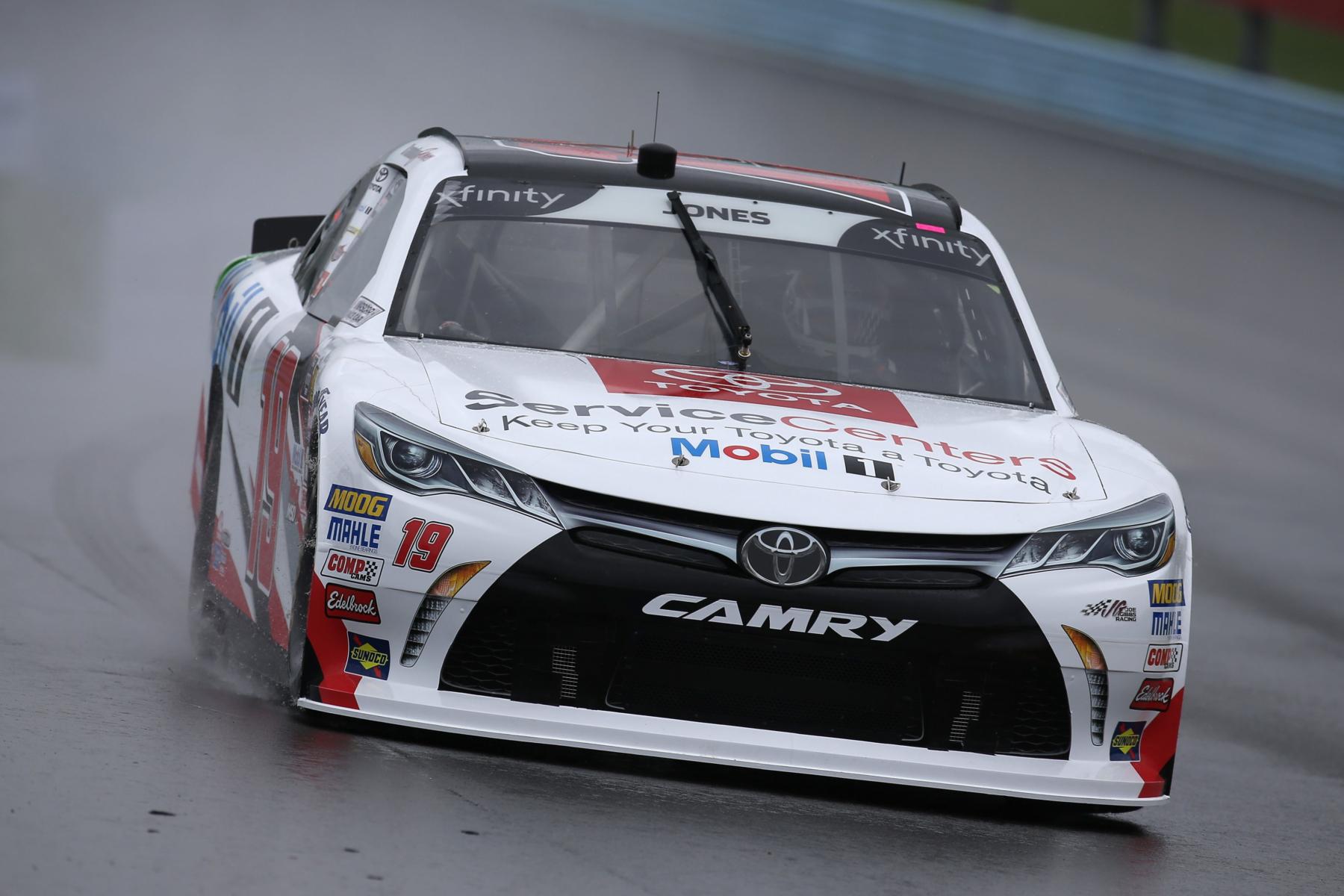 Brandon Jones - Rain racing at Watkins Glen International