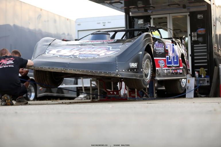 Brian Birkhofer - Black Diamond Chassis 6301