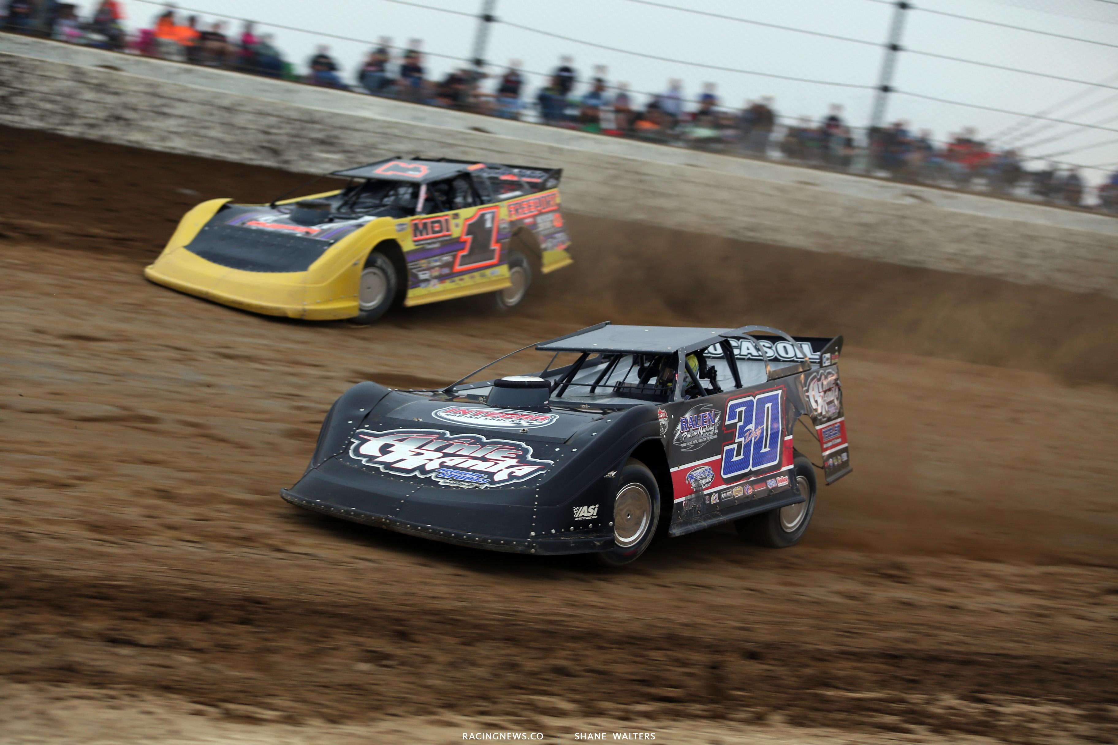 Dirt Million Race Results: August 25, 2018 - Lucas Oil ...