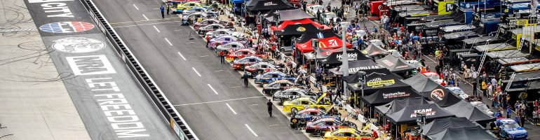 Bristol Practice Times: August 17, 2018 – NASCAR Cup Series