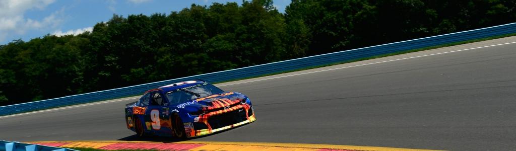 NASCAR race-winner, Chase Elliott comments on the leadership change of NASCAR