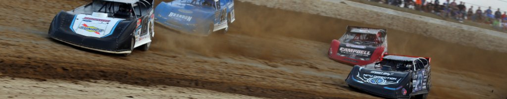 Bad blood between Scott Bloomquist and Kyle Bronson comes to the surface in Georgia