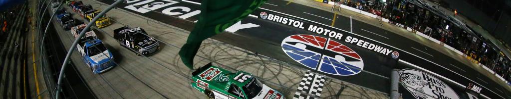 Bristol Truck Race Results: August 16, 2018