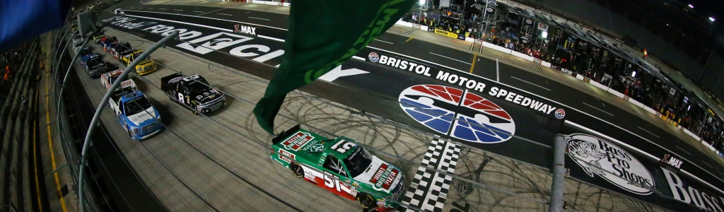 Bristol Truck Race Results: August 16, 2018