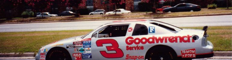 Austin Dillon to run Dale Earnhardt throwback in 2018 Southern 500