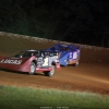 Earl Pearson Jr and Eddie Carrier Jr at Ponderosa Speedway 7085