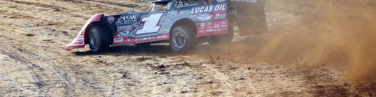 Team owner Ronnie Stuckey has plans for the winning check from the Dirt Million