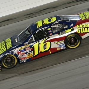 Greg Biffle at Darlington Raceway in 2006
