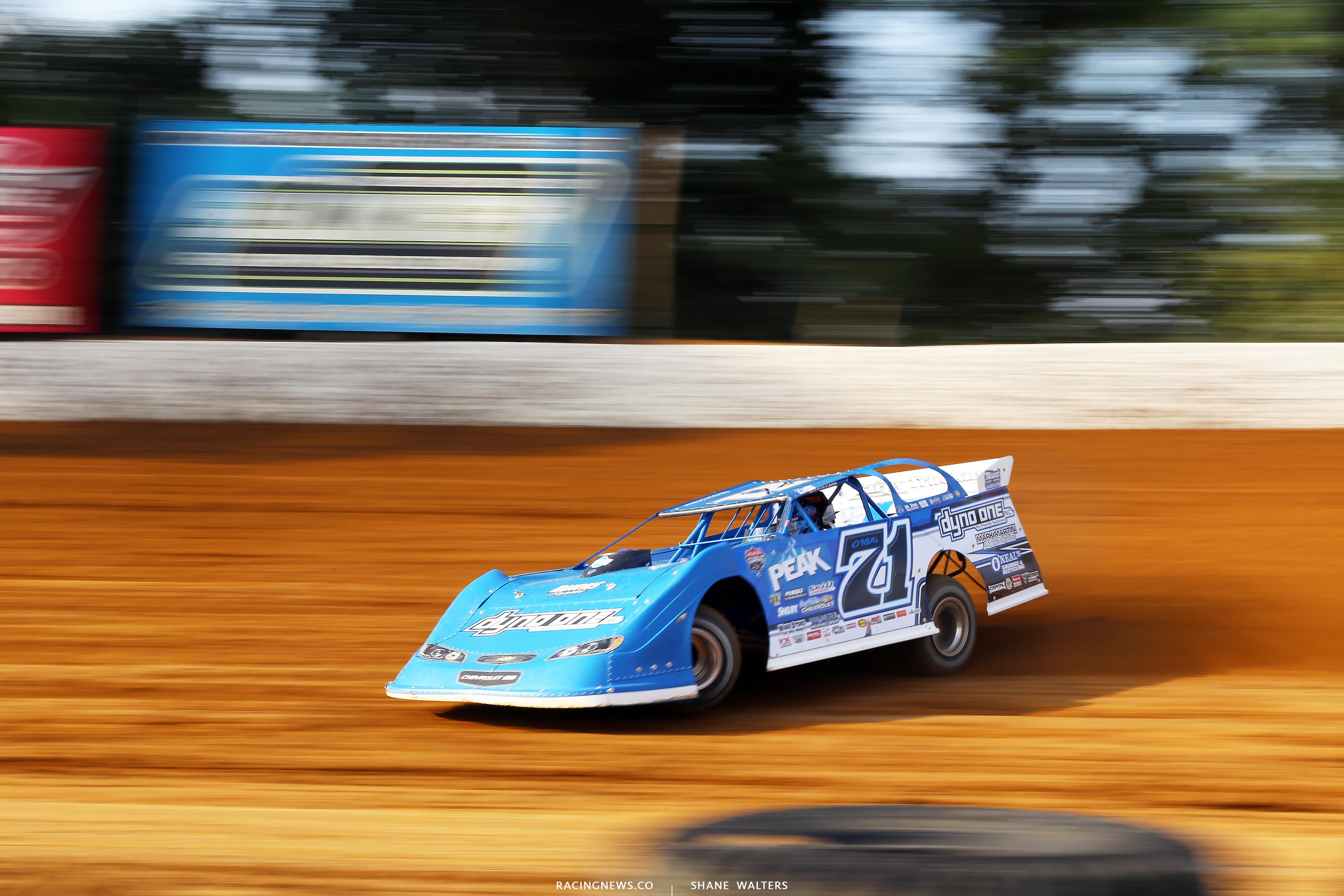 Hudson O'Neal at Florence Speedway 4496