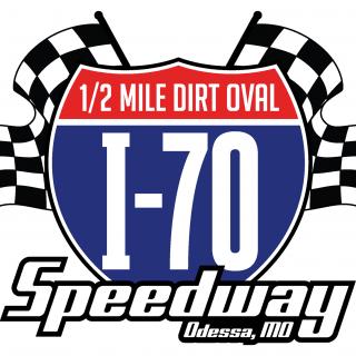 I-70 Speedway Logo