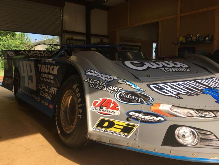 Jaremy Mayfield - Dirt Racing