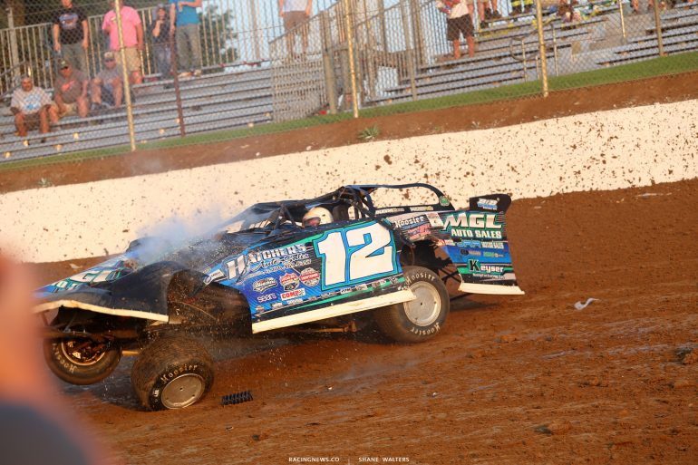Jason Jameson - North South 100 crash photos 4733