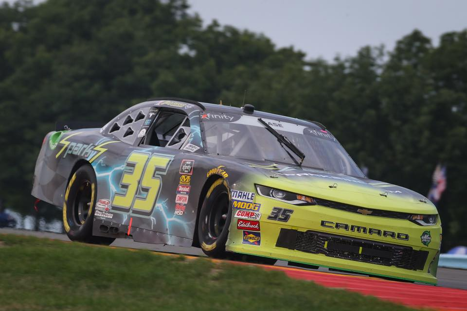 Joey Gase - NASCAR Xfinity Series