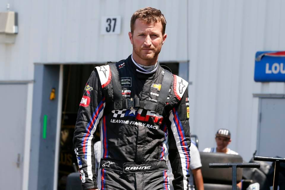 Kasey Kahne stepping aside as full-time NASCAR driver after 2018 season