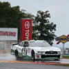 Kaz Grala in the rain at Watkins Glen International - NASCAR Xfinity Series