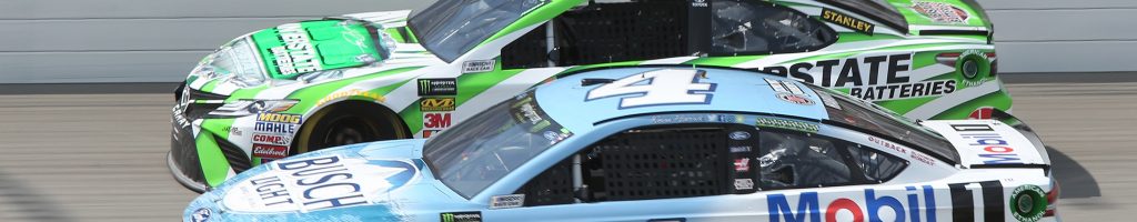 2018 NASCAR Penalties: Ranking the most frequent violators
