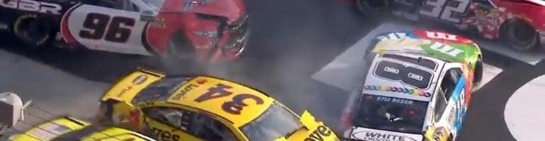 NASCAR explains the rear bumper cover rule