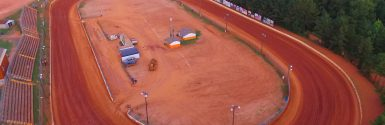 Cars run backwards on track; Hot laps turned into a demo derby at Laurens (Video)