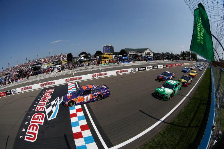 Monster Energy NASCAR Cup Series at Watkins Glen International