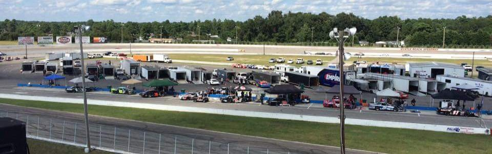 Racing driver dies just after after winning a race at Myrtle Beach Speedway