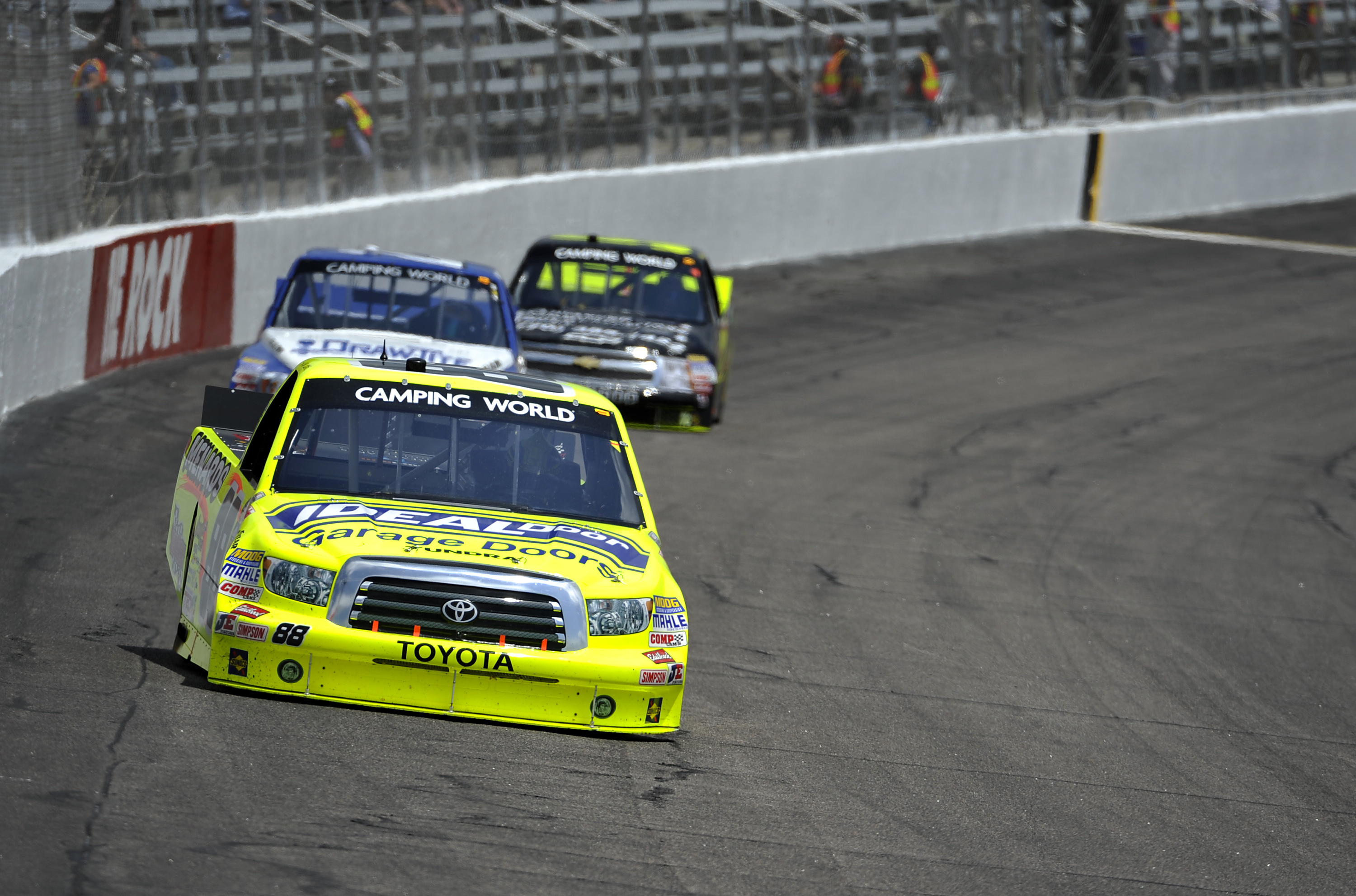 NASCAR Truck Series at The Rock