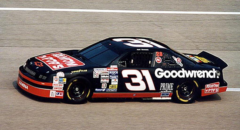 Neil Bonnett - 1993 NASCAR paint scheme