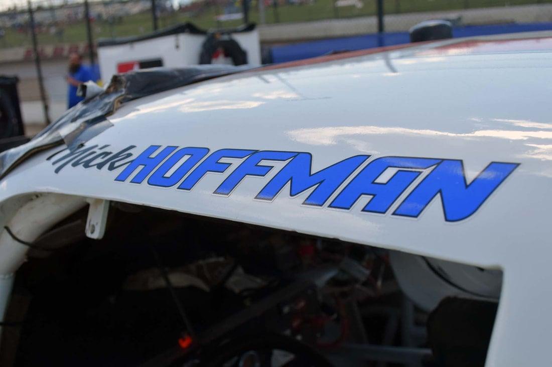 Nick Hoffman - NASCAR Truck