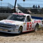 Nick Hoffman at Eldora Speedway - NASCAR Truck Series
