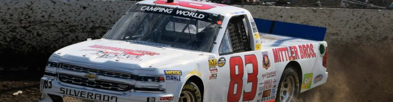 What does it cost to rent a NASCAR truck for the Eldora Dirt Derby?