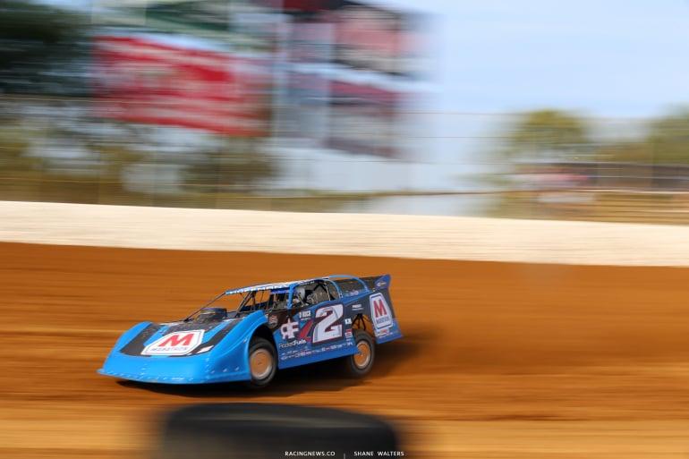 Nick Hoffman at Florence Speedway 4491