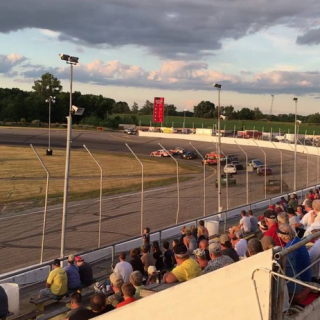 Owosso Speedway - Michigan race track