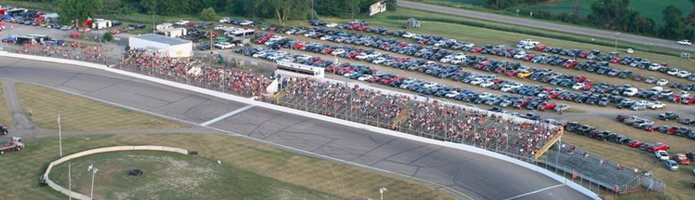 Owosso Speedway is up for sale