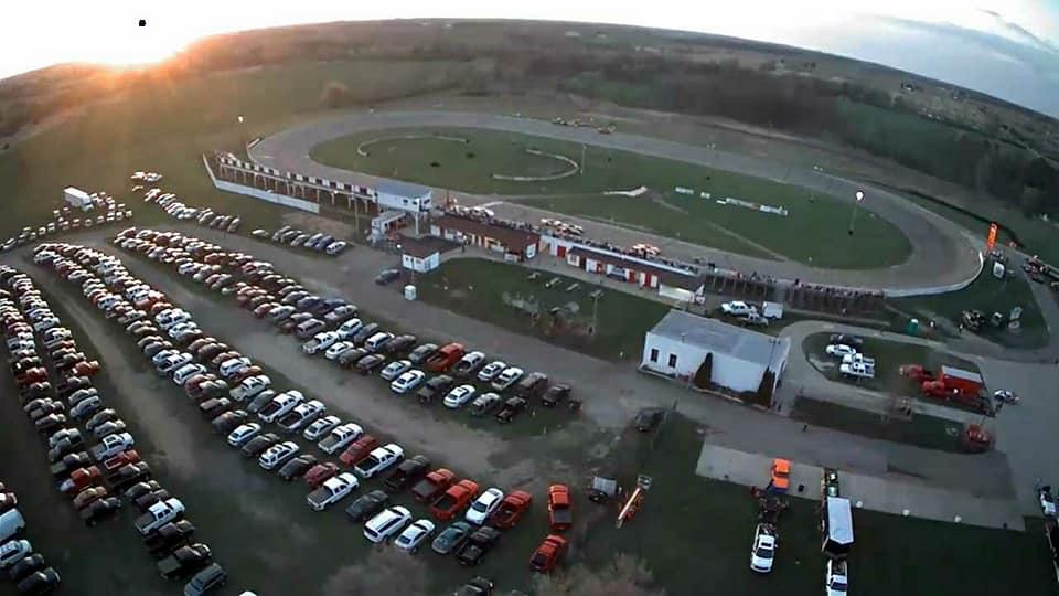 Owosso Speedway complex