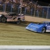 Ricky Weiss and Hudson O'Neal at Florence Speedway 5844