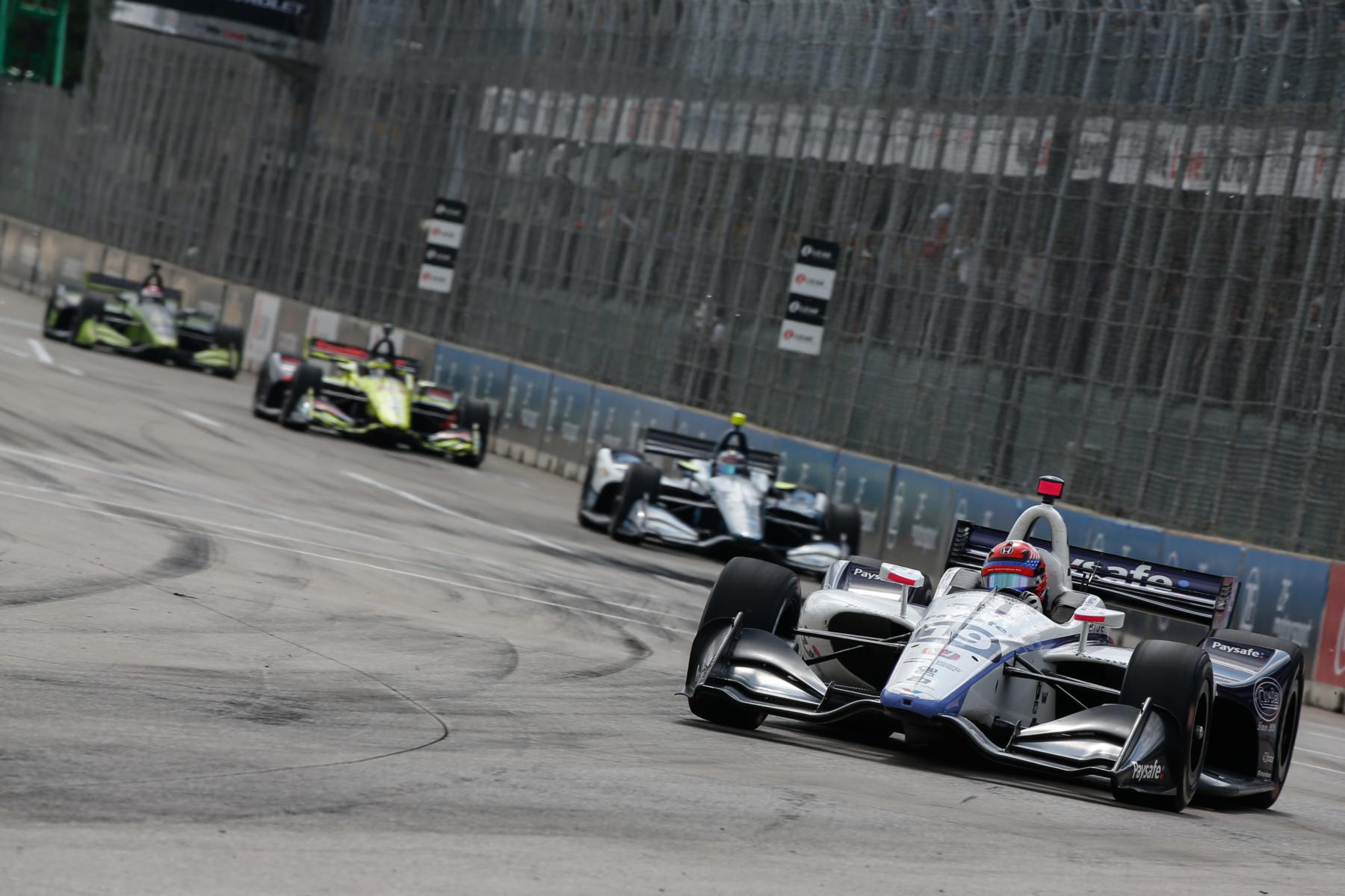 Satino Ferrucci - Indycar