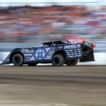 Scott Bloomquist at Brown County Speedway