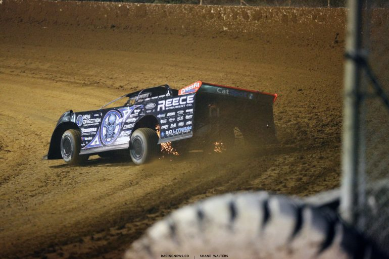 Scott Bloomquist at Florence Speedway 5625