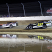 Shannon Babb and Mike Marlar in the Dirt Million 6535
