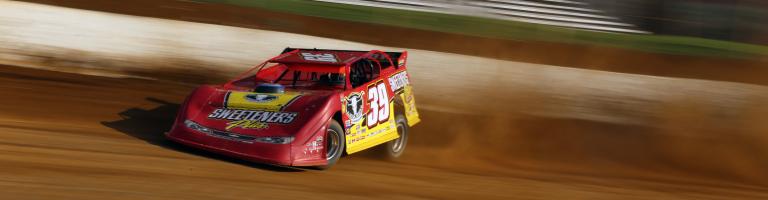 Tim McCreadie: Juggling race cars until something works