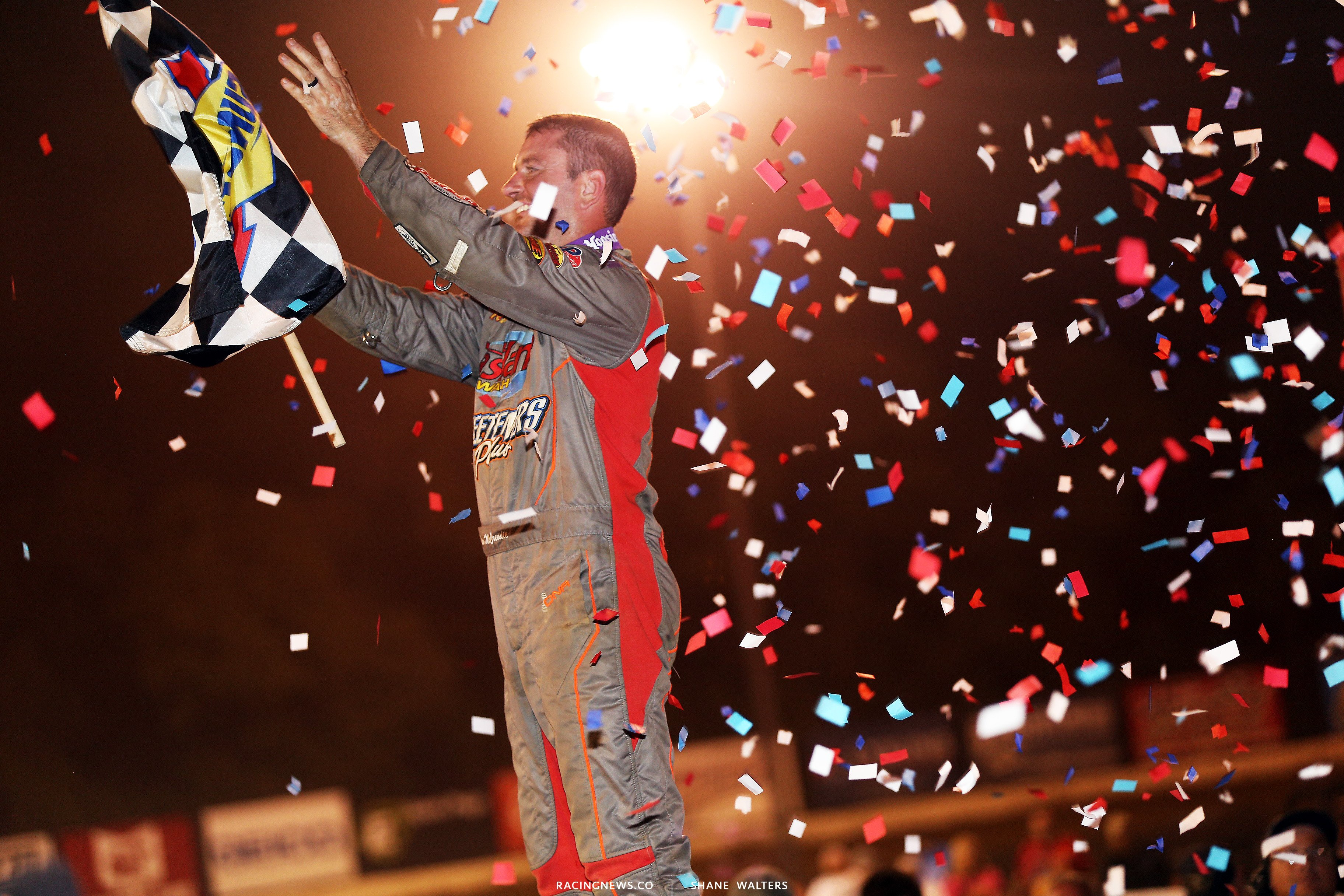Tim McCreadie wins at Florence Speedway 5294