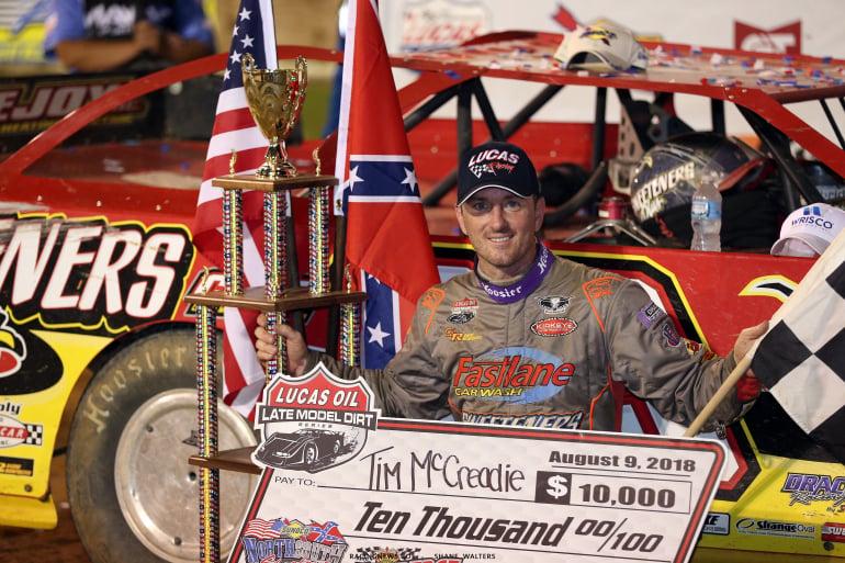 Tim McCreadie wins at Florence Speedway 5302