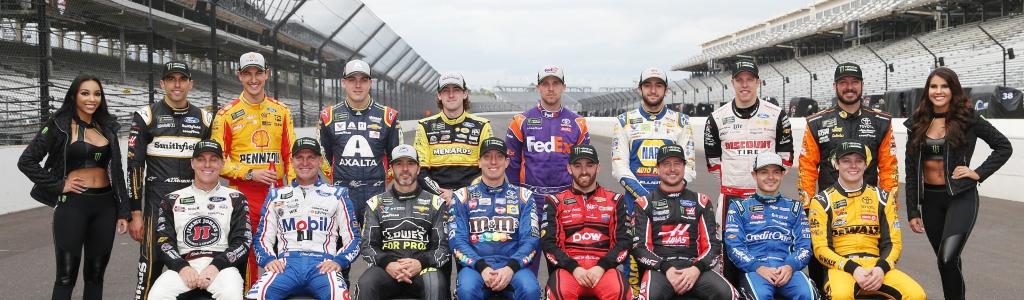 2018 NASCAR emojis released