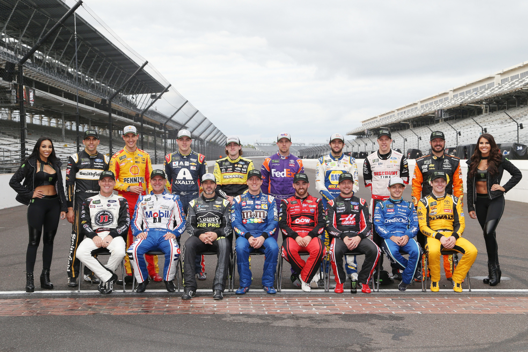 2018 NASCAR Cup Series playoff drivers