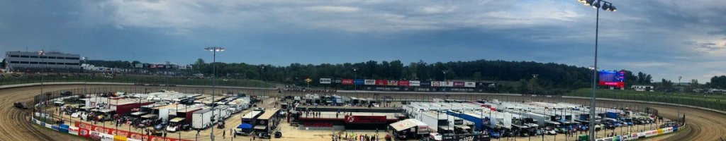 Eldora Speedway planned to race into the AM; Abruptly halted