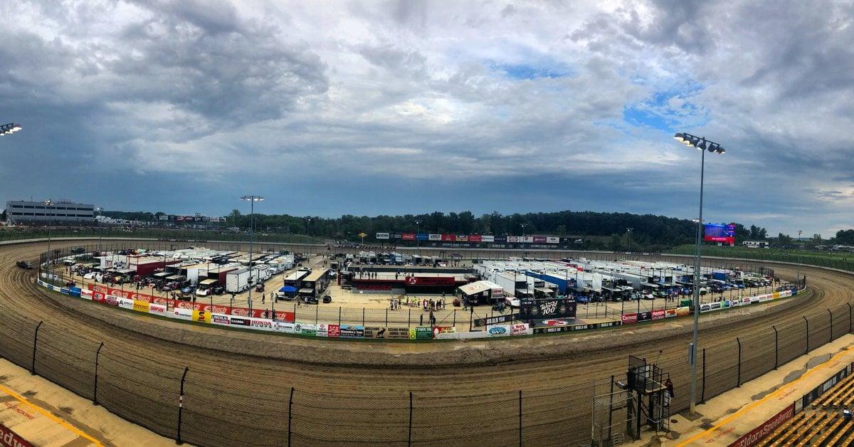 2018 World 100 - Eldora Speedway