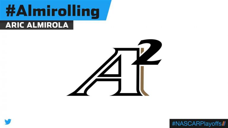 Aric Almirola emoji - Almirolling